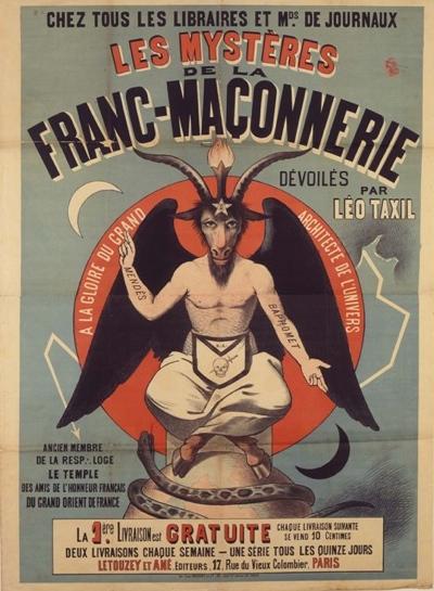 Les Mysteres de la Franc-Maconnerie