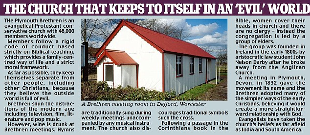 So Much For Christian Charity Plymouth Brethren Lose