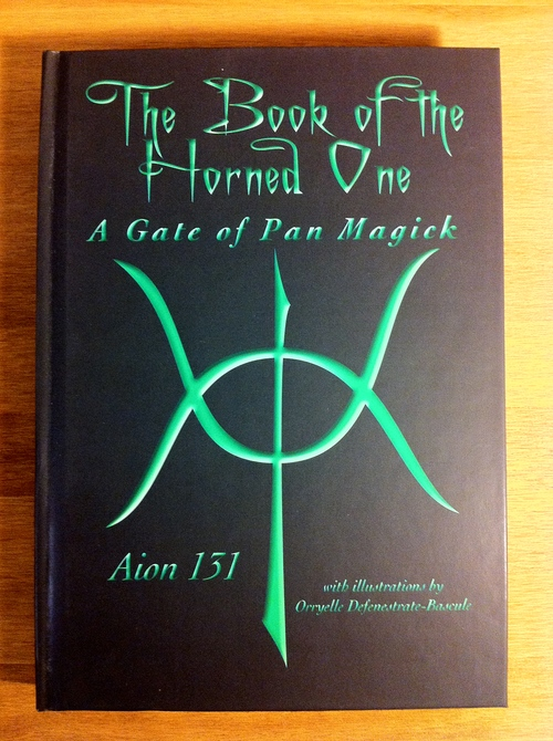 Aion 131 The Book of the Horned One via Concrescent Press