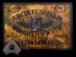 Carnivalia's Phantom Hour talking board