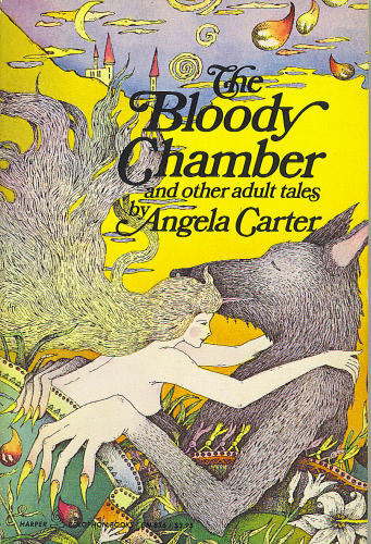 Angela Carter's The Bloody Chamber via HarperCollins