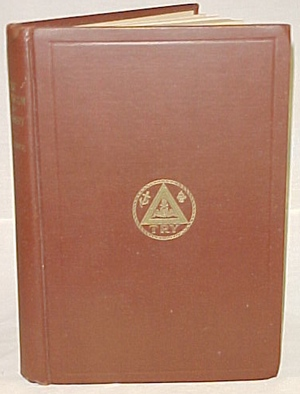 R Swinburne Clymer's The Mysticism of Masonry from Philosophical Publishing