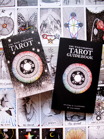 Wild Unknown Tarot, Book and Poster