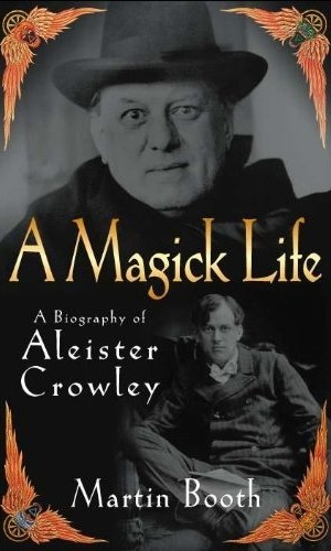 Martin Booth's A Magick Life from Coronet