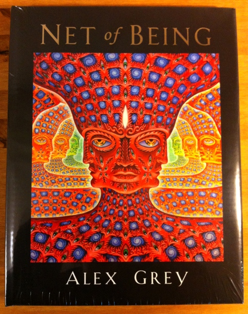Alex Grey and Allyson Grey's Net of Being from Inner Traditions
