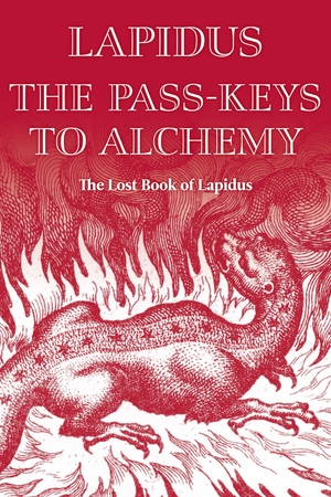 Lapidus or David Curwen's The Pass-Keys to Alchemy from Salamander and Sons