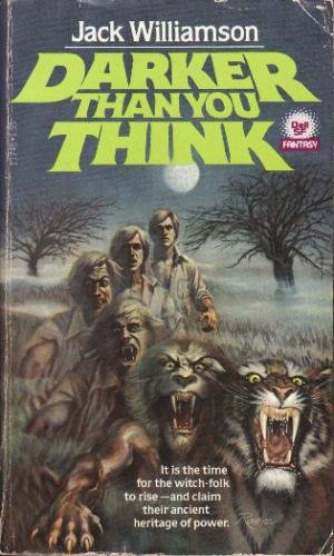 Jack Williamson's Darker Than You Think