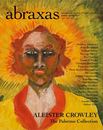 Abraxas issue 3 from Fulgur