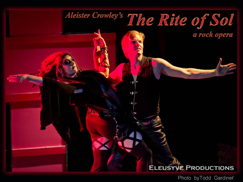 Aleister Crowley's Rite of Sol from Eleusyve Productions