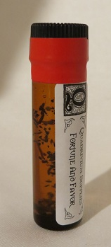 Quadrivium Supplies' Beltane Fortune and Favor Quadrivium Oil