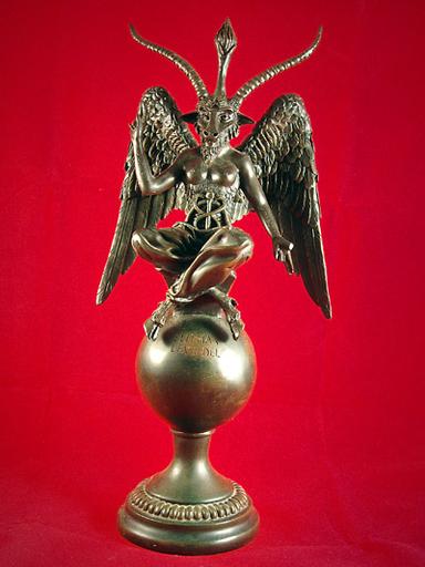 Goat of Mendez / Baphomet statue