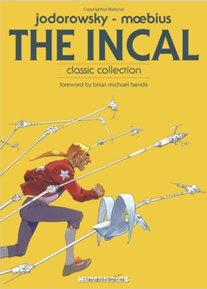Alexandro Jodorowsky and Moebius' The Incal
