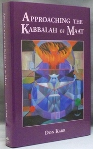 Don Karr's Approaching the Kabbalah of Maat from Black Jackal Press