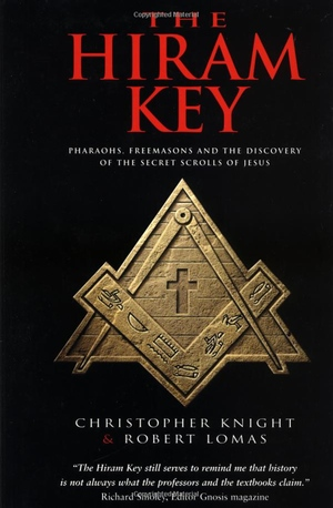 Christopher Knight's The Hiram Key from Fair Winds
