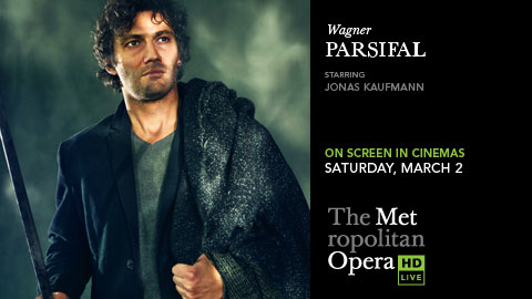 Metropolitan Opera's production of Wagner's Parsifal