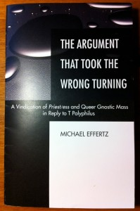 Michael Effertz's The Argument That Took the Wrong Turning from Luxor Media Group