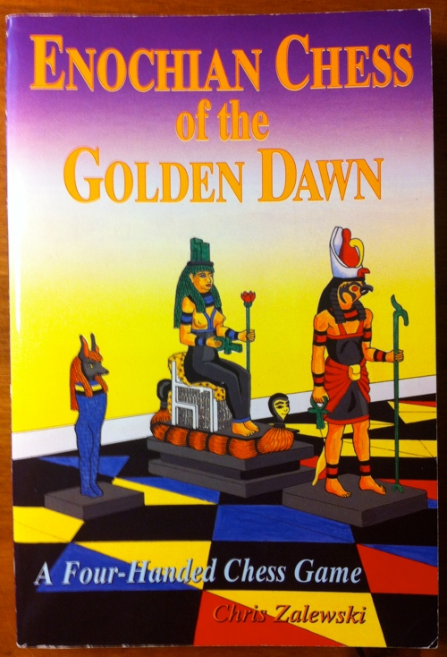 Chris Zalewski's Enochian Chess of the Golden Dawn from Llewellyn