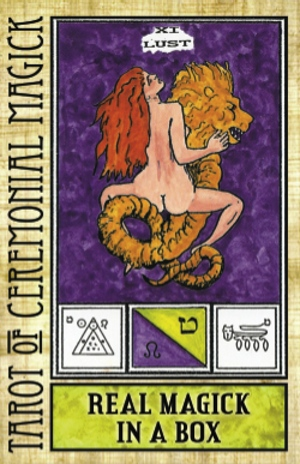 Lon Milo DuQuette's Introduction to-Tarot from Thelesis Aura