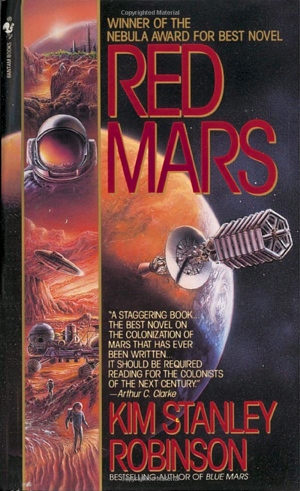 Kim Stanley Robinson's Red Mars