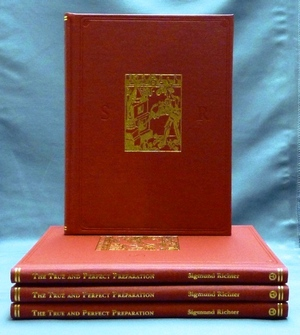 The True and Perfect Preparation of the Philosopher's Stone from Teitan Press