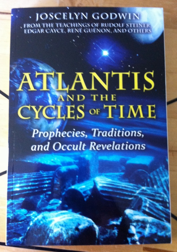 Joscelyn Godwin's Atlantis and the Cycles of Time from Inner Traditions