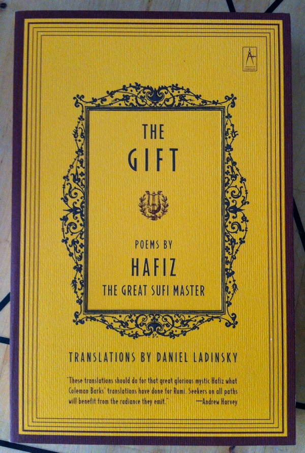 Hafiz and Daniel Ladinsky's The Gift from Penguin Compass