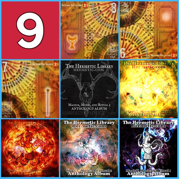 Hermetic Library Anthology Album Mega Pack - The Complete Music Collection 2011 - 2013