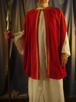 Pangenitor's Vestry priest