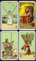 Treadwell's Books in London - Intermediate Tarot Course