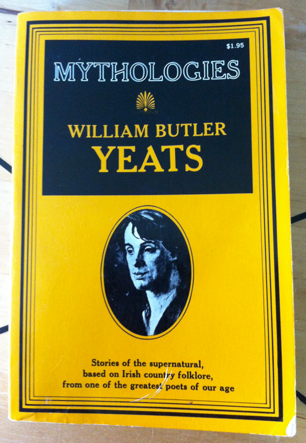 William Butler Yeats' Mythologies