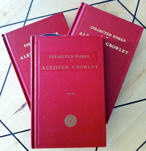 Aleister Crowley's Collected Works from Yogi Publication Society
