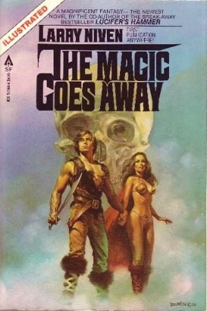 Larry Niven The Magic Goes Away