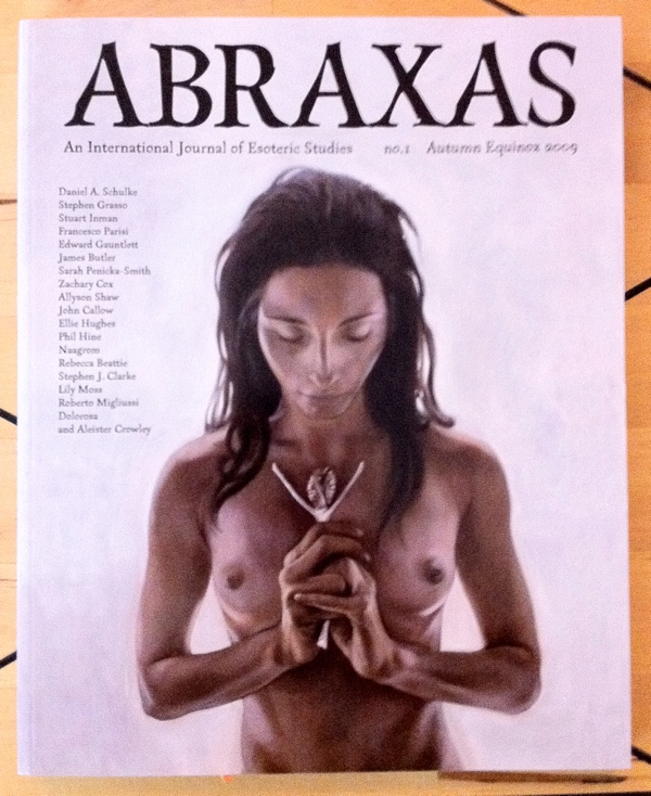 Abraxas issue 1 from Fulgur Limited