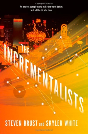 Steven Brust Skyler White The Incrementalists
