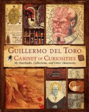 Guillermo del Toro Marc Zicree Cabinet of Curiousities