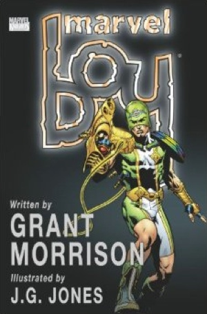 Grant Morrison J G Jones Marvel Boy
