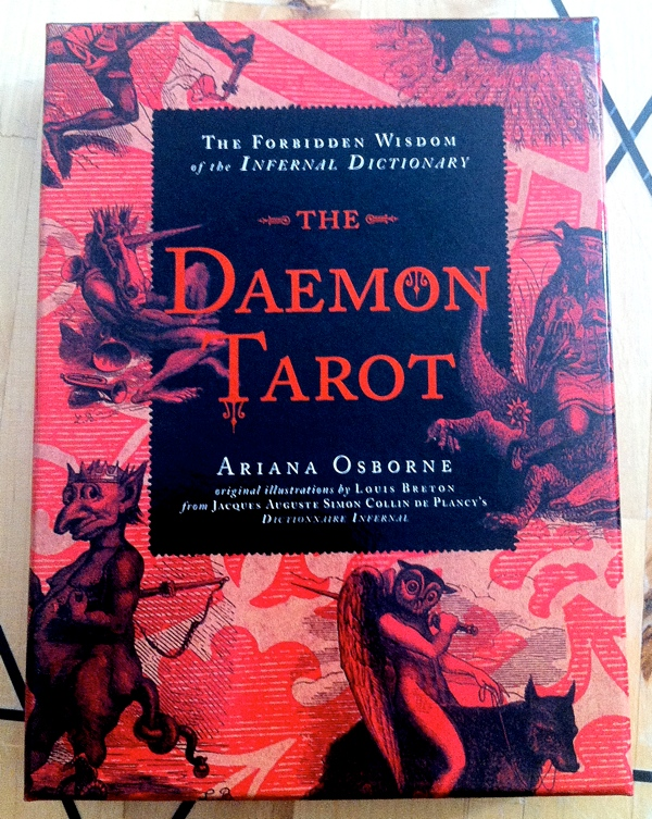 Ariana Osborne The Daemon Tarot from Sterling Ethos
