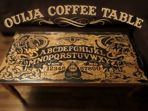 Ouija Coffee Table at Instructables
