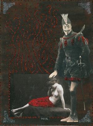 Silent Citadel Silent Tarot Devil