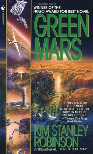 Kim Stanley Robinson Green Mars