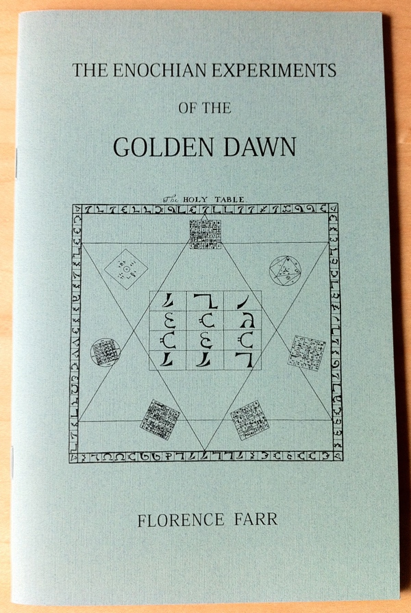 Florence Farr The Enochian Experiments of the Golden Gawn
