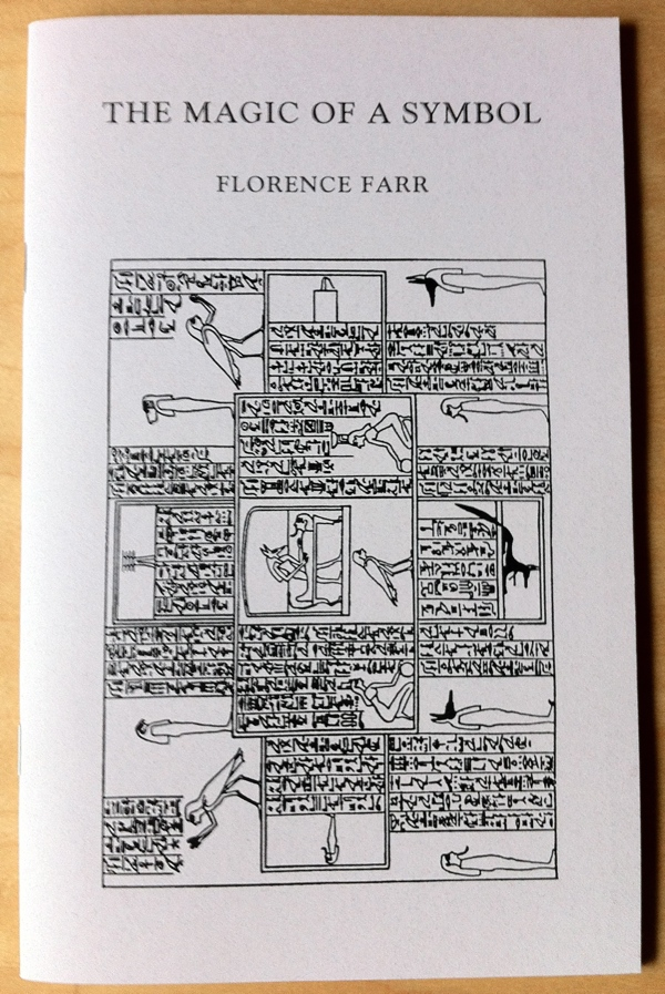 Florence Farr The Magic of a Symbol