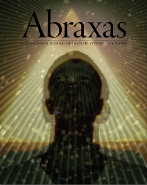 Abraxas issue 5 from Fulgur Esoterica UK