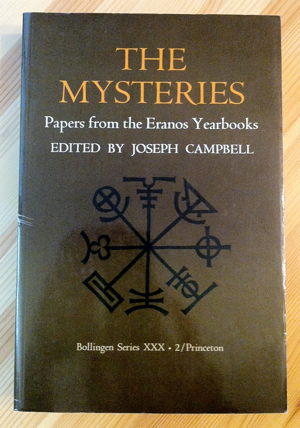 Joseph Campbell The Mysteries from Princeton University Press / Bollingen