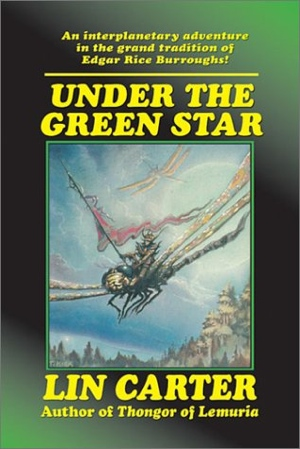 Lin Carter Under the Green Star