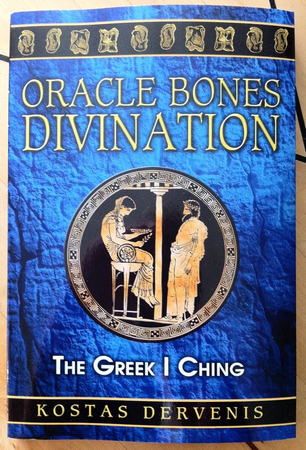 Kostas Dervenis Oracle Bones Divination from Destiny Books / Inner Traditions