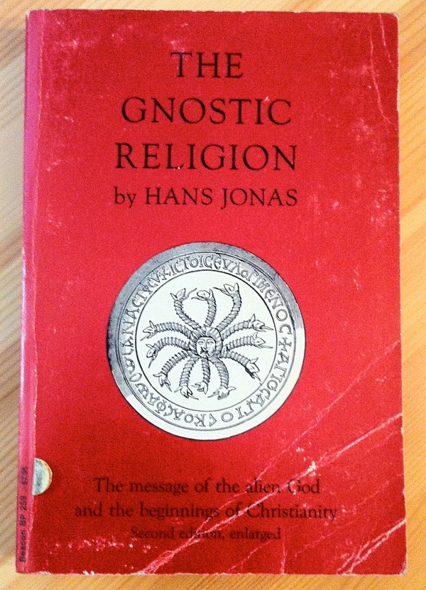 Hans Jonas The Gnostic Religion from Beacon Press