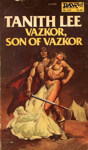 Tanith Lee Vazkor, Son of Vazkor