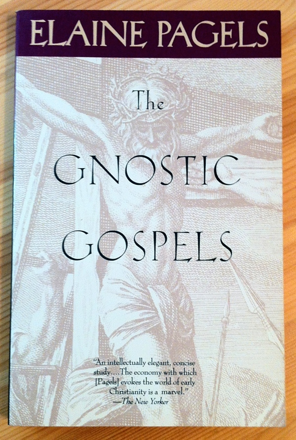 Elaine Pagels The Gnostic Gospels from Vintage Books