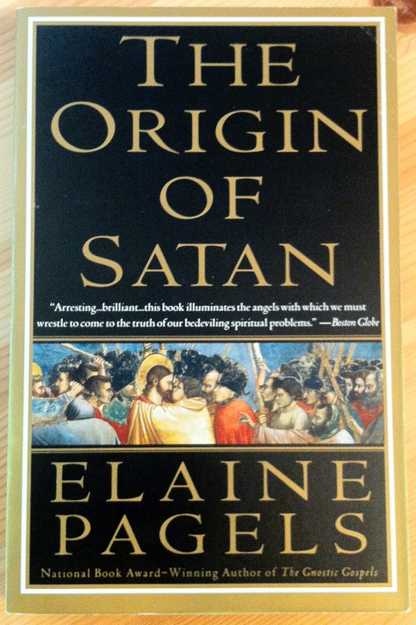 Elaine Pagels The Origins of Satan from Vintage Books